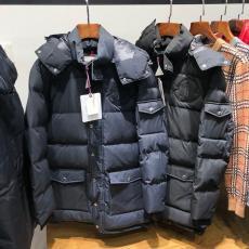 モンクレール MONCLER メンズ 2色 ダウン  防寒着 冬物 冬 暖かい 美品 大き目スーパーコピー国内発送専門店