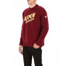 モンクレール MONCLER メンズ/レディース カップル 秋冬 クルーネック セーター 2色 軽量で通気性 良品格安コピー口コミ