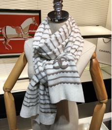 シャネル CHANEL レディース 3色 マフラー 秋冬  防寒着 新作 人気 縞 ファッション ハンサムブランドコピー激安安全後払い販売専門店