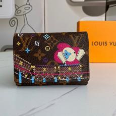 ルイヴィトン LOUIS VUITTON 三つ折り財布 ファスナー コインケース 定番人気最高品質コピー代引き対応