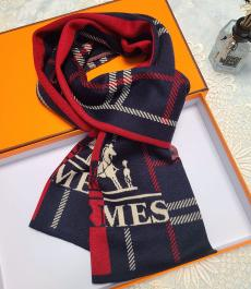 ブランド国内エルメス  HERMES メンズ 3色 マフラー 秋冬  防寒着 送料無料コピー 販売口コミ