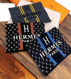 ブランド可能エルメス  HERMES メンズ/レディース カップル 3色 マフラー 美品 秋冬スーパーコピー代引き