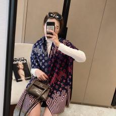ルイヴィトン LOUIS VUITTON レディース マフラー ショール ファッション 上半身の効果が良い 暖 4色 良品コピーブランド代引き