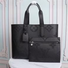 ルイヴィトン LOUIS VUITTON ショッピング袋 トートバッグ ショルダーバッグ ポーチ付き 大容量 新品同様  M57290/M56889激安代引き口コミ
