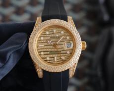 ブランド販売ロレックス ROLEX 自動巻き デイトジャスト 40mm 2色時計激安 代引き口コミ