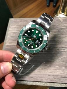ブランド後払いロレックス ROLEX 自動巻き サブマリーナ 緑色腕時計コピー代引き