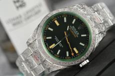 ロレックス ROLEX ミルガウス 自動巻きブランドコピー代引き腕時計