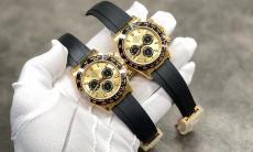 ロレックス ROLEX メンズ 40mm デイトナ N工場 クロノグラフスーパーコピー時計専門店