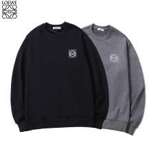 ロエベ LOEWE メンズ/レディース 秋冬 2色 クルーネック スウェット 良品レプリカ販売