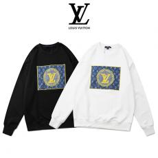 ルイヴィトン LOUIS VUITTON メンズ/レディース カップル 秋冬 スウェット クルーネック 2色 綿 おすすめコピー 販売