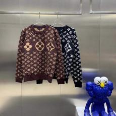 ブランド販売ルイヴィトン LOUIS VUITTON メンズ/レディース 2色 クルーネック セーター ニット 暖かく快適 良品格安コピー口コミ