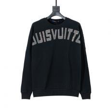 ルイヴィトン LOUIS VUITTON メンズ/レディース 2色 クルーネック スウェット カップル 美品ブランドコピー安全後払い
