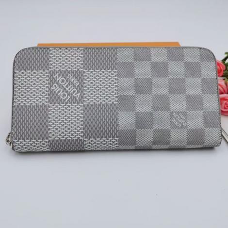 ルイヴィトン 長財布 ファスナー LOUIS VUITTON 3色 定番人気 即発注目度NO.1  確保済み! N60436 ファッションブランドコピー 安全優良サイトline