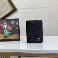 スーツクリップ ファッション G473920 二つ折財布 カードポケット コインケース グッチ  定番人気 争奪戦 メンズ 人気本当に届くブランドコピー 口コミ後払い店