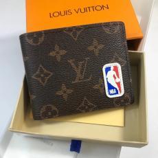 短財布 ルイヴィトン 2色 大人気 すぐ届く! NBA M60895 新品同様  LOUIS VUITTONコピーブランド激安販売財布専門店