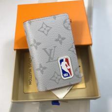 LOUIS VUITTON ルイヴィトン 二つ折財布 2色 NBA M80103/M60502 人気新作 手元在庫あり 高評価ブランドコピー 国内優良工場直売サイト届く