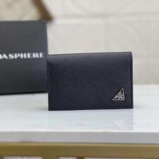 プラダ 手元在庫あり すぐ届く 短財布 メンズ PRADA 新入荷 カードポケット 2MC122ブランドコピー 安全優良工場直売サイトline