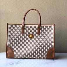 CELINE トートバッグ 人気商品 注目度抜群 セリーヌ ショルダーバッグ ショッピング袋 2色  おすすめ本当に届くスーパーコピー優良サイトline