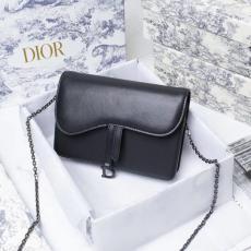 Dior レディース チェーン ショルダーバッグ 斜めがけ 関税込み ギフト最適です 牛革 セカンドバッグ ディオール 2色  人気スーパーコピーブランドバッグ
