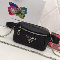プラダ PRADA ウエストポーチ 胸バッグ 斜めがけ 3色 新品同様  人気話題コラボ 即発注目度NO.1スーパーコピー 口コミ工場直営