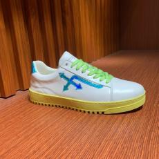 オフホワイト 3色 Off White 人気殺到 売上額TOP10 カジュアル 靴 パーソナリティファッション本当に届くブランドコピー 口コミおすすめ店