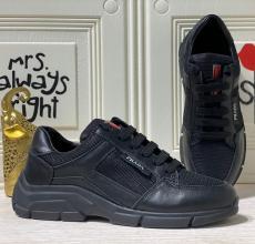 PRADA メンズ 靴 3色 新作入手困難 プラダ 高品質 超快適スーパーコピー激安靴販売