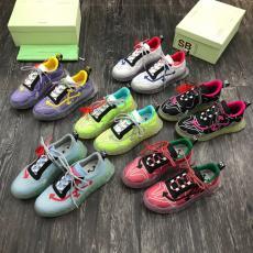 メンズ/レディース カジュアル 靴 6色 Off White オフホワイト 超限定 大注目 ルミナスシューズブランドコピー販売店