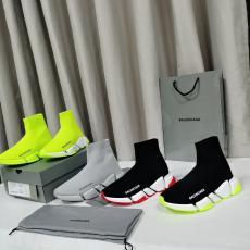 最新作人気 他の人と差を バレンシアガ メンズ/レディース カップル 靴下靴 マルチカラーが選択可能 BALENCIAGA 注目度抜群 新品同様最高品質コピー靴代引き対応工場直売店