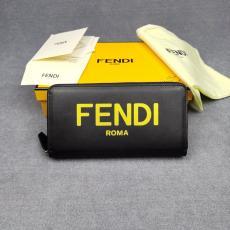 フェンディ 長財布  高品質 FENDI 黒色 ファスナー  最新作人気 868568ブランドコピー財布安全後払い工場直売専門店