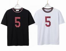 新作入手困難 シャネル 2色 Tシャツ CHANEL カップル クルーネック メンズ/レディース 素敵な本当に届くスーパーコピー 口コミ国内安全店