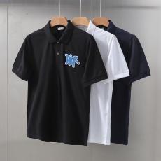 Dior メンズ/レディース ポロシャツ 折り襟 Tシャツ  3色 ディオール 送料無料 注目商品本当に届くブランドコピー国内発送後払い店