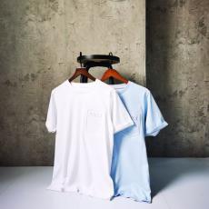 クルーネック Tシャツ FENDI 2021最新/限定 高品質 2色 フェンディ 通気性と快適性 メンズ/レディース 綿スーパーコピー代引き可能