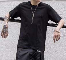 エルメス Tシャツ  2021最新/限定 クルーネック カップル 累積売上額TOP7   HERMES メンズ/レディース カジュアル 他の人と差を本当に届くブランドコピー代引き後払い届く店