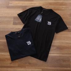 ルイヴィトン メンズ/レディース 2色 カジュアル シンプルで快適 クルーネック LOUIS VUITTON 2021年新作 Tシャツ 半袖 完売前に新作を先取り 確保済み!本当に届くブランドコピー工場直営店line
