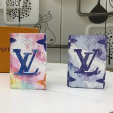 ルイヴィトン 短財布 2色 二つ折財布 LOUIS VUITTON カードポケット コインケース 2021年新作  M80455 人気新作 激レア希少偽物販売口コミ工場直営