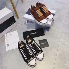 カジュアル 靴 レディース CHANEL  ローファー  簡潔 2色 累積売上額TOP5 素敵な おすすめ