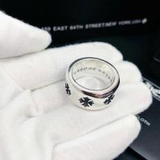 指輪 Chrome Hearts 定番 レトロ クロムハーツ メンズ/レディース 銀 追跡付 人気話題コラボ