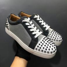 カップル 靴 クリスチャンルブタン  新作限定 争奪戦 Christian Louboutin 男女兼用  5色