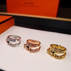 3色 指輪 エルメス  HERMES 大人気新作 累積売上額第2位獲得