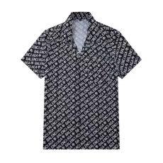 バレンシアガ BALENCIAGA 新作半袖半袖シャツファッションカジュアル通気本当に届くブランドコピーちゃんと届く