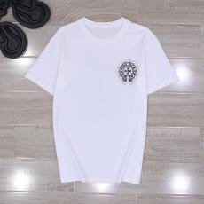 ブランド販売 クロムハーツ Chrome Hearts Tシャツ通気綿ブランドコピーTシャツ国内発送工場直営優良店