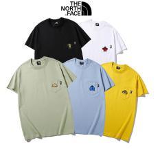 手元在庫あり THE NORTH FACE ノースフェイス Tシャツ半袖刺繍スーパーコピー販売工場直営口コミ代引き後払い店