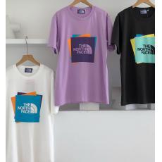 国内発送&関税込 THE NORTH FACE ノースフェイス Tシャツ綿プリントブランドコピー n級品国内優良サイト