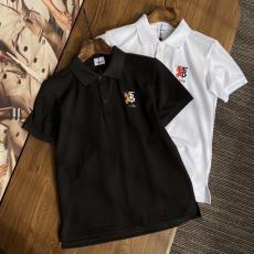 入手が困難な バーバリー Burberry 定番通気シンプルさ綿Polo衫折り襟2色本当に届くブランドコピー工場直営国内安全後払い代引き通販サイト