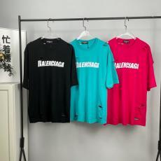 BALENCIAGA バレンシアガ プリントファッションカジュアルラウンドネック スーパーコピー代引き国内安全後払い優良工場直売サイト