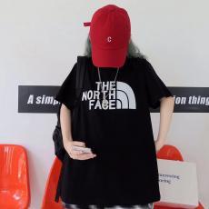 THE NORTH FACE ノースフェイス メンズレディースカップルTシャツ綿半袖セール 本当に届くブランドコピーちゃんと届く国内安全店