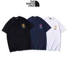 ノースフェイス THE NORTH FACE 綿3色ファッションカジュアルラウンドネック Tシャツシンプルさブランドコピー工場直売安心専門店