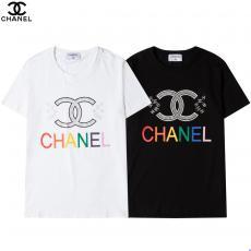 CHANEL シャネル ファッション新作快適ラウンドネック スーパーコピーTシャツ工場直売優良店