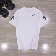 クロムハーツ Chrome Hearts メンズレディースラウンドネック Tシャツ通気本当に届くブランドコピー工場直営代引き後払い届く通販サイト