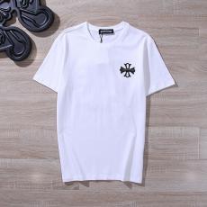 Chrome Hearts クロムハーツ メンズレディースTシャツラウンドネック スーパーコピー代引きTシャツ